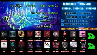 【荒野行動】3月度FQL Day1 実況:カエル 解説:パル