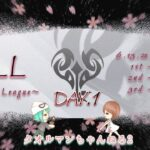 【荒野行動】4月度 *~ALL~【みんしあleague】day1*~煌a.k.a&LsR~【クインテットリーグ】