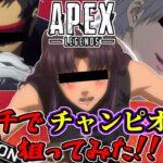 【APEX】ミサト・カヲル・ゲンドウが行く!ガチエヴァペックス【LIVE】